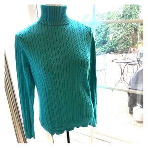 Izod med Turtleneck sweater